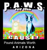 P.A.W.S. for the Cause