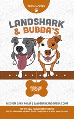 Landshark and Bubba's Rescue Roast